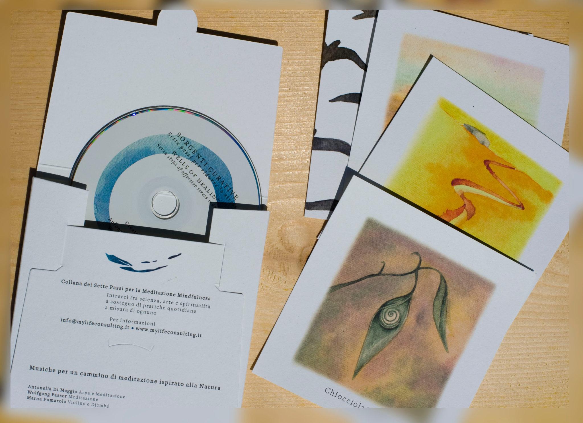 Sorgenti curative, CD